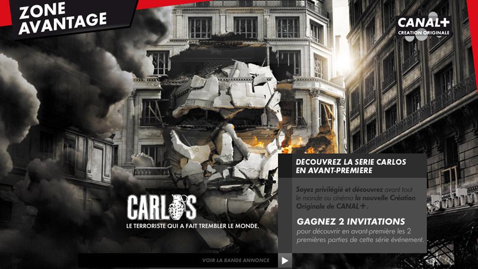 Carlos, la série de Canal+